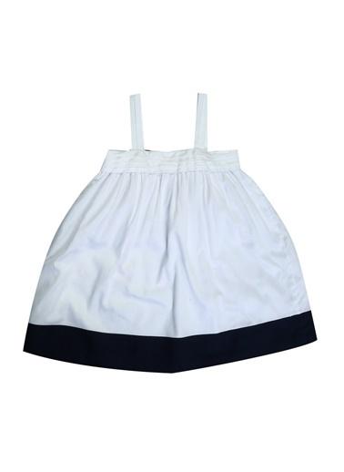 Losan Elbise Beyaz